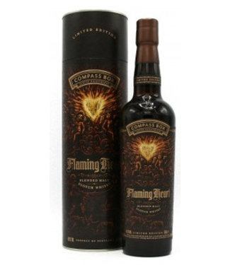 Compass Box Flaming Heart 2018 Edition