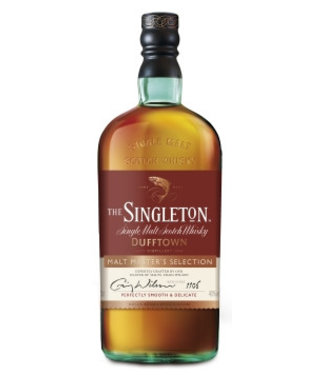 Singleton of Dufftown Malt Masters