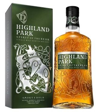 Highland Park Spirit Of The Bear Liter