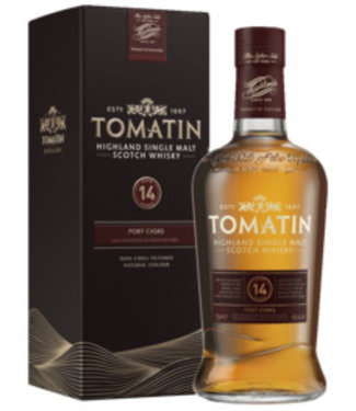 Tomatin 14 Years Old Portwood Finish