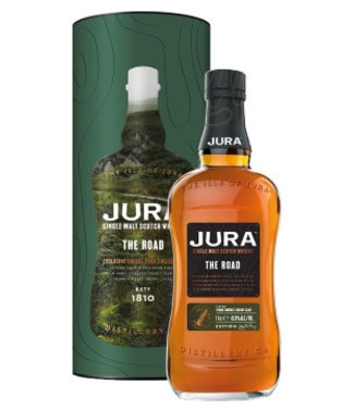 Isle of Jura The Road 43,6% Liter