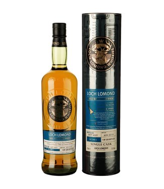 Loch Lomond Single Cask 18/189-1 Ventisquero Grey Chardonnay
