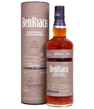 Benriach 26 Years Old 1991 Cask 6898