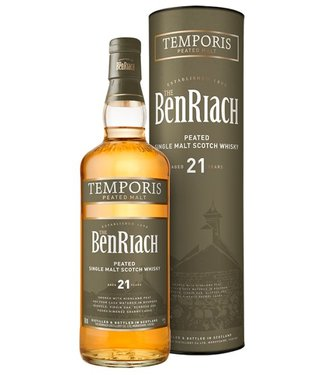 Benriach Temporis 21 Years Old Peated Malt