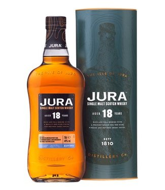 Isle of Jura 18 Years Old Wine Cask Finish