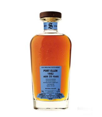 Port Ellen 35 Years Old 1982 30th Anniversary Signatory Vintage