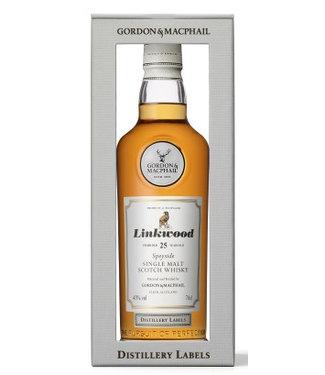 Linkwood 25 Years Old Gordon & MacPhail