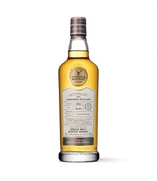 Glencadam 27 Years Old 1990 Gordon & MacPhail 49,9%