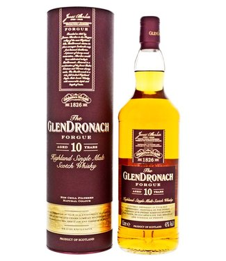 Glendronach Forgue 10 Years Old Liter
