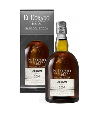 El Dorado Albion 2004 Rare Collection Silver Edition