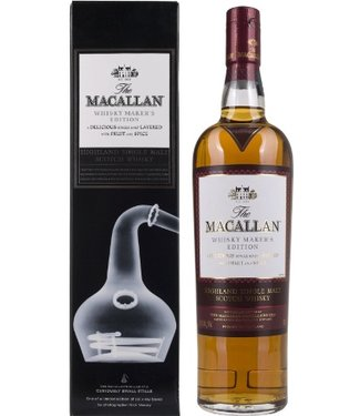 Macallan Maker's Edition X-Ray