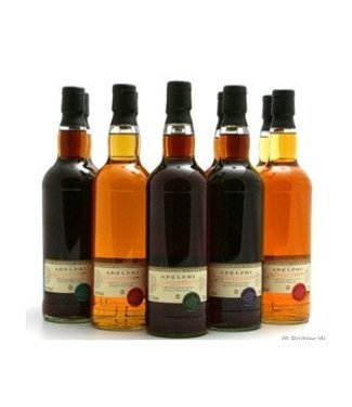 Adelphi Glen Garioch 7 Years Old 2011