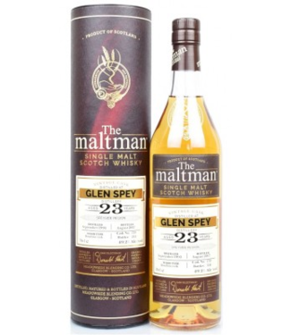 Glen Spey 23 Years Old The Maltman