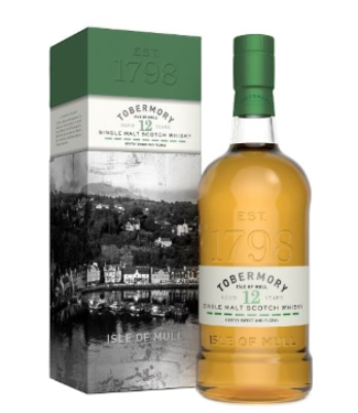 Tobermory 12 Years Old