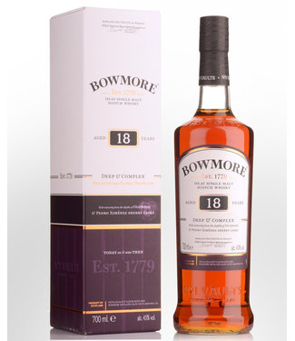 Bowmore 18 Years Old Deep & Complex