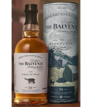 Balvenie The Stories 14 Years Old The Week Of Peat