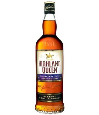 Highland Queen Sherry Finish