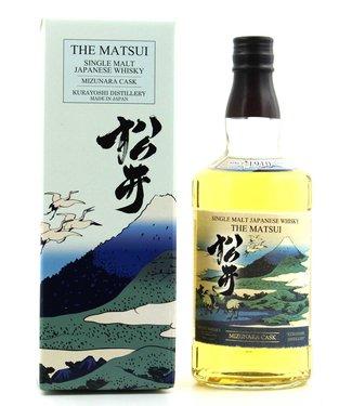 The Matsui Mizunara Kurayoshi Distillery