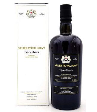 Velier Velier Royal Navy Tiger Shark 2nd Edition Release 2019 0,70 ltr 57,18%