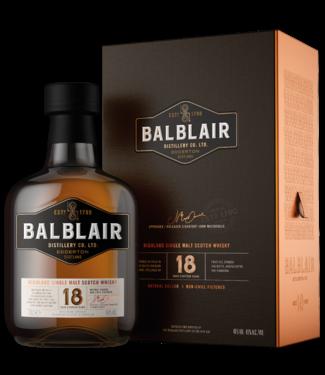 Balblair Balblair 18 Year Old