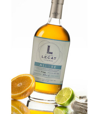 Lecat Cognac Allure 7 Years Old