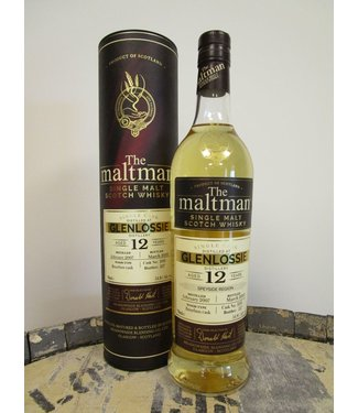 Glenlossie 12 Years Old The Maltman