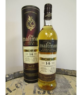 Inchfad 14 Years Old The Maltman