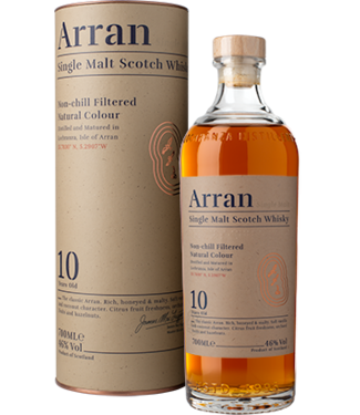 Arran 10 Years Old New