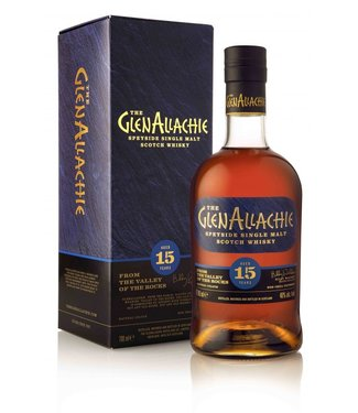 Glenallachie 15 Years Old