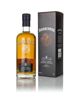 Darkess! 8 Years Old Sherry Matured