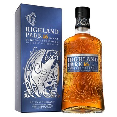 Highland Park Wings Of The Eagle 16 Years Old