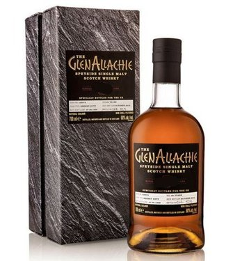 Glenallachie 28 Years Old 1990 Cask 1470