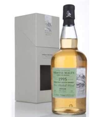 A Bluebell Wood in 1995 Glen Grant Malt Wemyss
