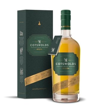Cotswolds Peated Cask Batch 01/2019