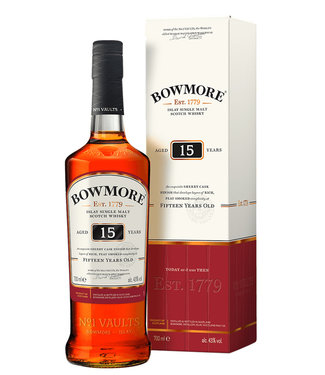 Bowmore 15 Years Old Sherry Cask Finish