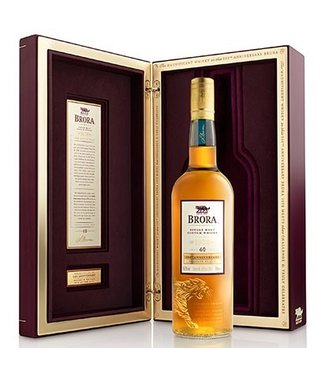 Brora 40 Years Old 2019 200th Anniversary