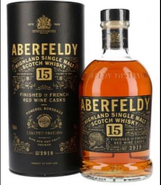 Aberfeldy 15 Years Old