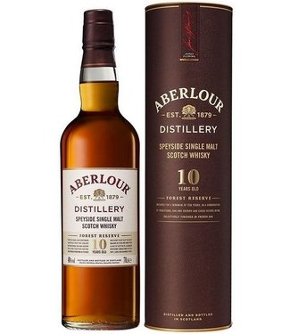 Aberlour 10 Years Old Forest Reserve