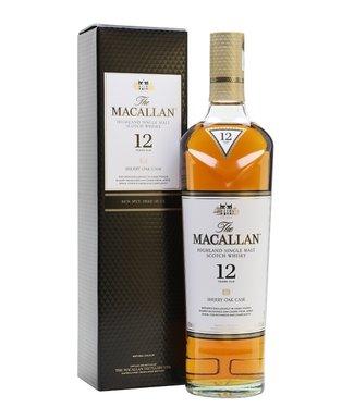 Macallan 12 Years Old Sherry Oak Cask