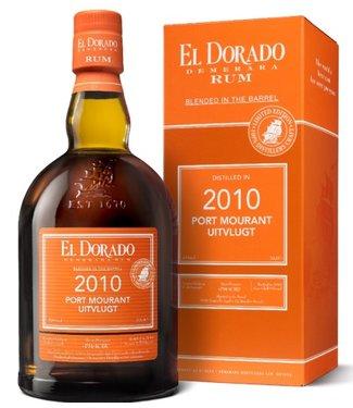 El Dorado Port Murant / Uitvlugt Blended in a Barrel 2010 51%