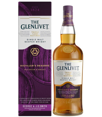 The Glenlivet Distiller's Reserve Triple Cask Matured Liter