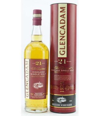 Glencadam 21 Years Old