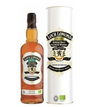 Loch Lomond Organic Single Malt 12 Years Old