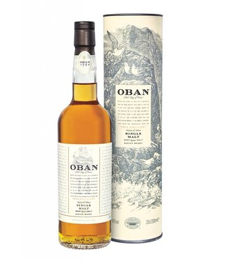 Oban 14 Years Old 0,20 ltr