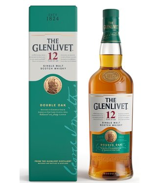 The Glenlivet 12 Years Old Double Oak