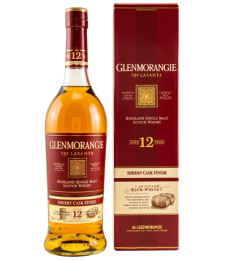 Glenmorangie 12 Years Old Lasanta