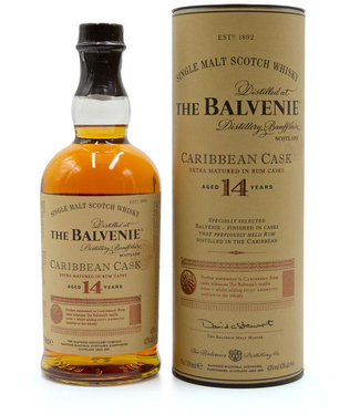 Balvenie 14 Years Old Caribbean Cask