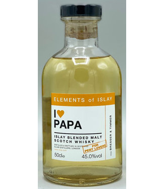 Elements Of Islay Peat I Love Papa