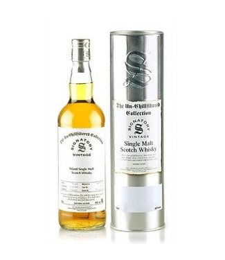 Mortlach 2007 Signatory Unchill Filtered