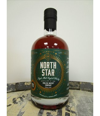 English Whisky Company 11 Years Old 2007 North Star Spirits